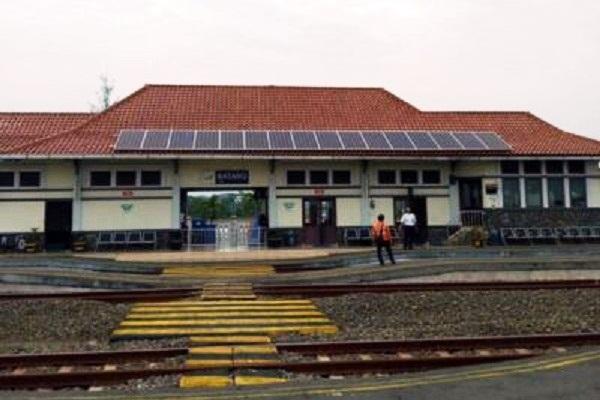 Stasiun Batang Catat Rekor Muri, Ada Apa Gerangan?