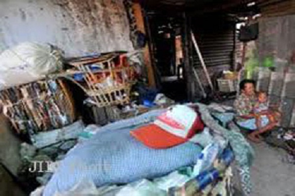 Jateng Ingin Tekan Kemiskinan Sampai 9% di 2020