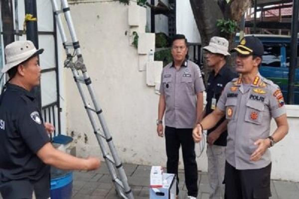 Polda Jateng Pasang 20 Kamera CCTV di Kota Lama Semarang, Apa Gunanya?