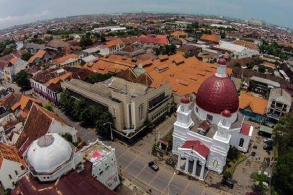 Target Wisatawan Semarang 2020 Lebih Rendah dari Pencapaian 2019