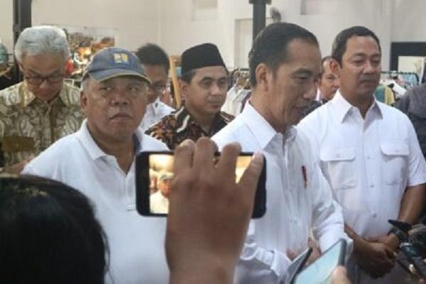 Presiden Jokowi Kunjungi Semarang, Cek Vaksinasi Ulama