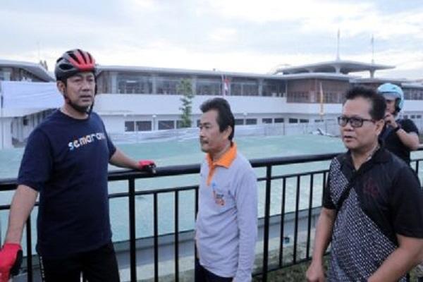 Pembangunan Alun-Alun Kota Semarang Telan Rp80 M
