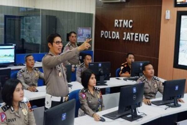 ETLE Diterapkan Polda Jateng di Semarang, Ini Fungsinya…