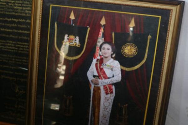 Kanjeng Ratu Agung Sejagat Dibui di LP Bulu Semarang