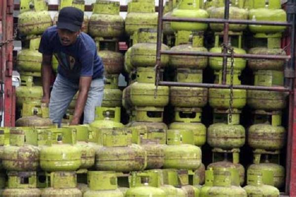 Gubernur Jateng Dukung Subsidi Gas 3 Kg Dievaluasi