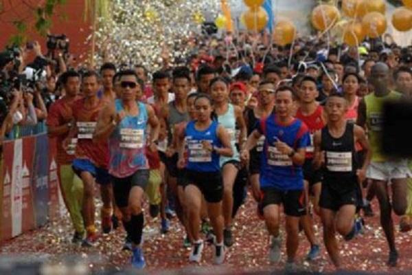 Borobudur Marathon Jadi Sister Marathon bagi Tokyo Marathon