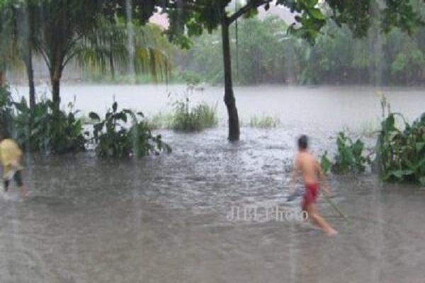 BPBD Batang Deteksi 15 Desa Rawan Banjir