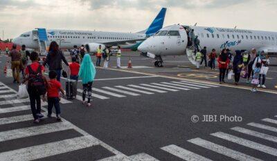Penumpang Pesawat di Semarang Susut 18% saat Libur Akhir Tahun