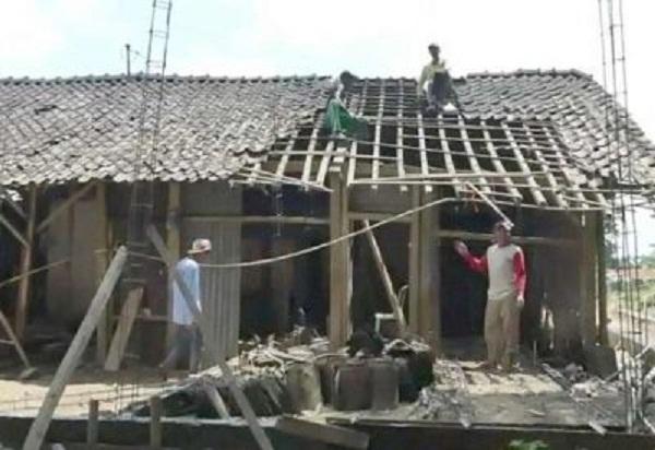 Rp122 M untuk Perbaiki Rumah Tidak Layak Huni di Jateng