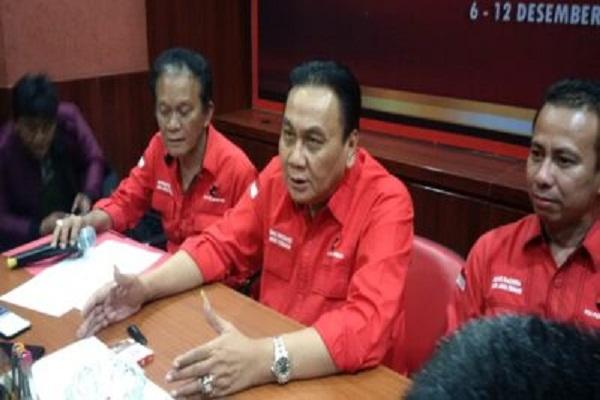 Di Semarang, PDIP Ungkap Target 60% Kemenangan Pilkada 2020
