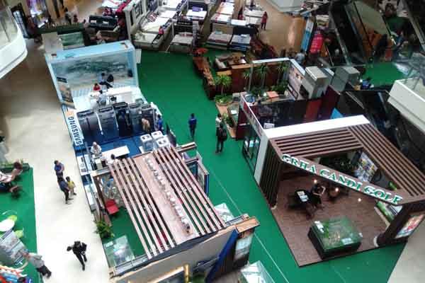 Property Expo di Mal Paragon Semarang Janjikan Harga Lama