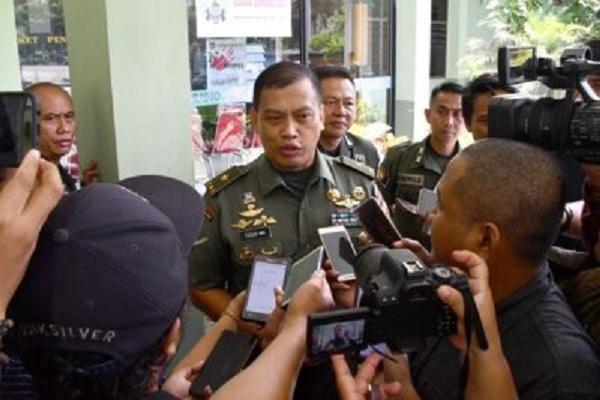 Kodam Diponegoro Minta Pers Hindari Berita Provokatif