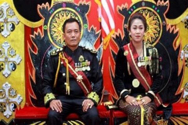 Polisi Sebut Raja dan Ratu Keraton Agung Sejagat Bukan Suami Istri