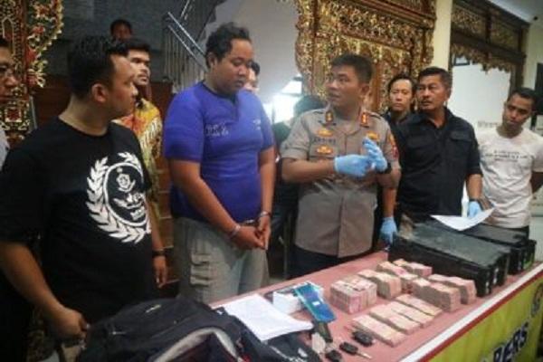 Karyawan Jasa Pengisian ATM di Semarang Gasak Rp707 Juta