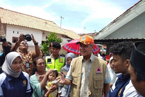 Gubernur Jateng Ingatkan Warga Tak Sembarangan Buang Sampah