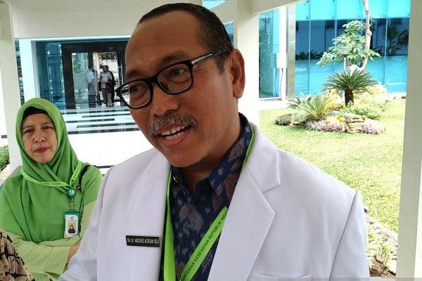 Pakar Infeksi RSUP Kariadi Ajak Hadapi Virus Corona dengan Vitalitas