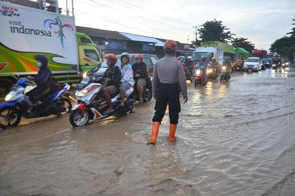 143 Kali Banjir Landa Jateng sejak Akhir Tahun