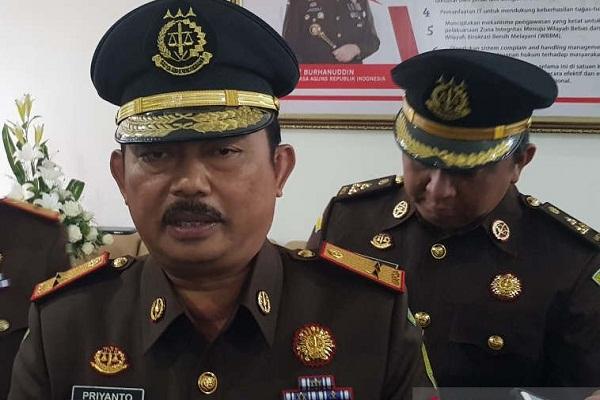 Bos PT Suryasemarang Sukses Jayatama Dijebloskan ke LP Kedungpane