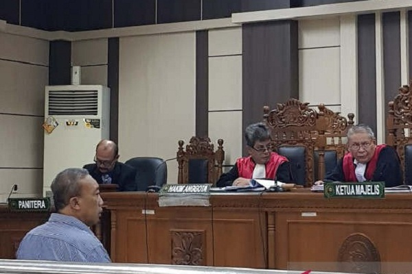 Eksepsi 3 Jaksa Kejaksaan Jateng di Pengadilan Tipikor Semarang Pupus