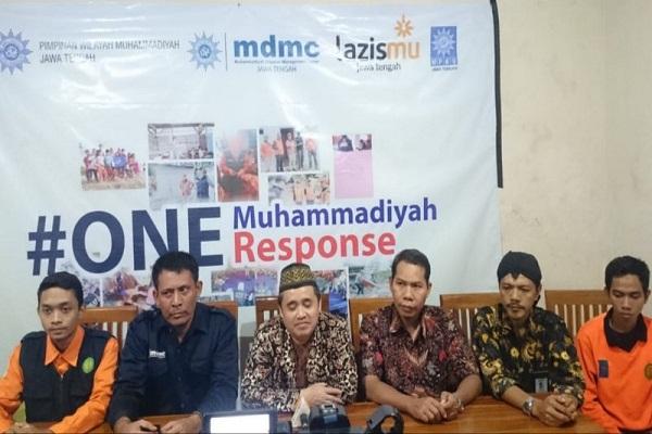 Muhammadiyah Jateng Anggarkan Rp2 M untuk Korban Banjir Jakarta dan Sekitarnya