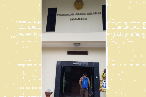 19 Poligami Diproses Pengadilan Agama Semarang Selama 2019