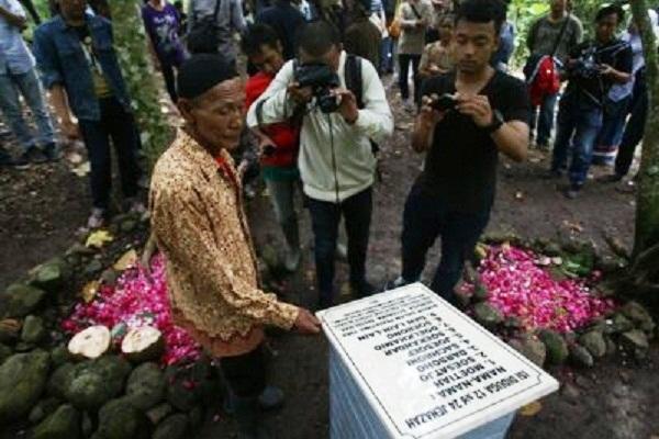 Kuburan Massal Tragedi 1965 di Semarang Kini Situs PBB