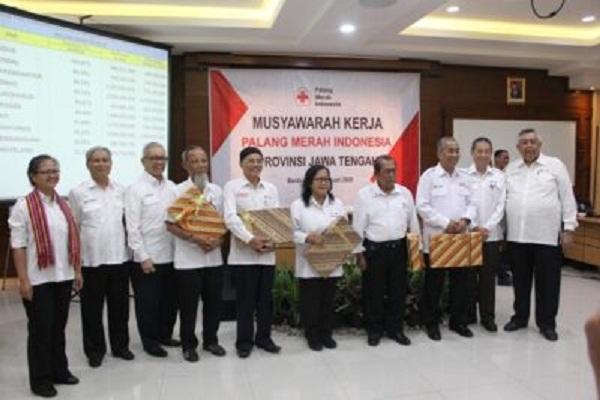 Pimpinan PMI Se-Jateng Kumpul di Bandungan, Ini Agenda Mereka…