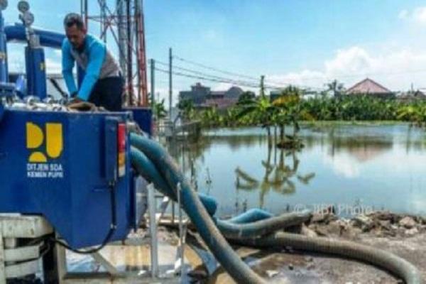 Kementerian PUPR Proyeksikan 5 Pompa Banjir Semarang Efektif Akhir 2020
