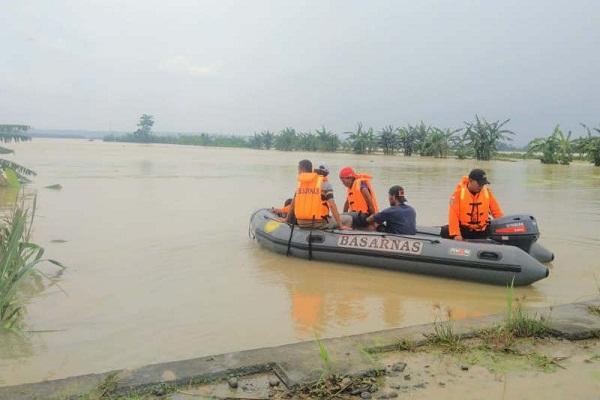 Banjir Grobogan Telan Nyawa Warga, Begini Kisahnya…