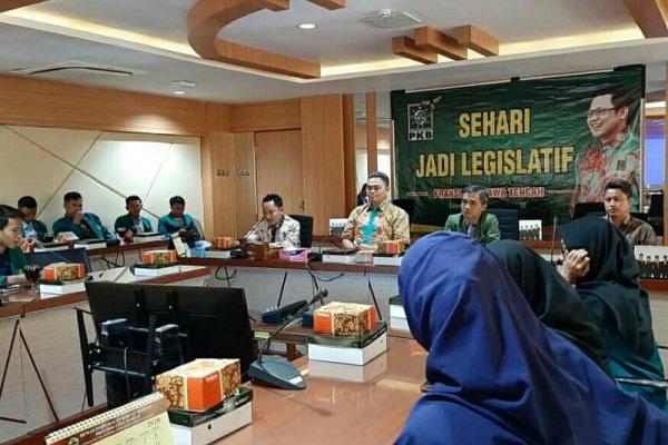 FPKB DPRD Jateng Gelar Sekolah Parlemen Lagi