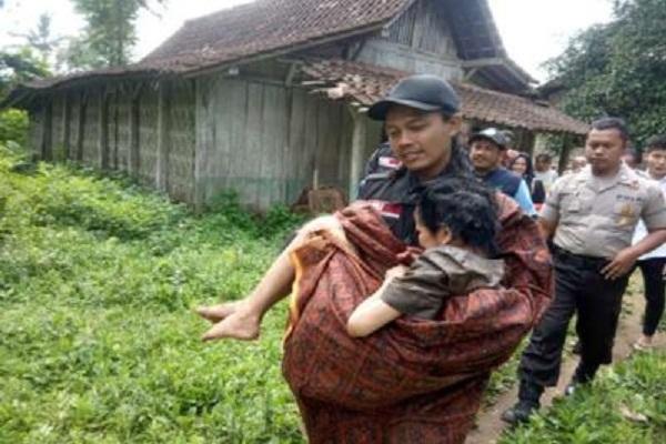27 Tahun Mengurung Diri, Perempuan Buta Salatiga Dievakuasi ACT