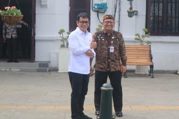 Kota Lama Semarang Kini Satu Tingkat di Bawah Borobudur