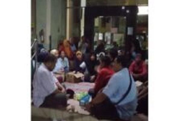 Lagi, Buruh Pabrik Plastik di Semarang Meninggal di RS Tugurejo