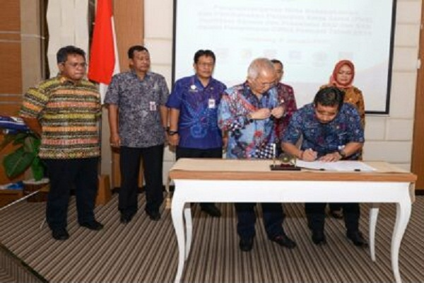 Udinus Dipercaya Tes CPNS 6 Kabupaten/Kota Jateng