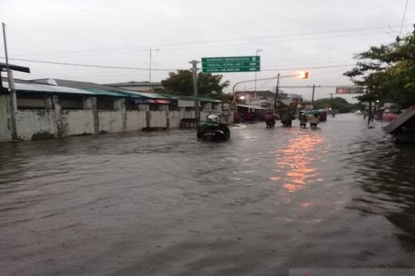 Banjir, Pekalongan Tanggap Darurat Bencana Sepekan