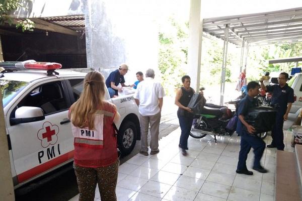 PMI Jateng Pastikan Ketersediaan Logistik Bencana di Markas Cabang