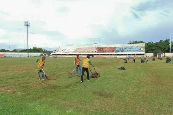 PSIS Renovasi Stadion Kebondalem Kendal, Ada Apa?