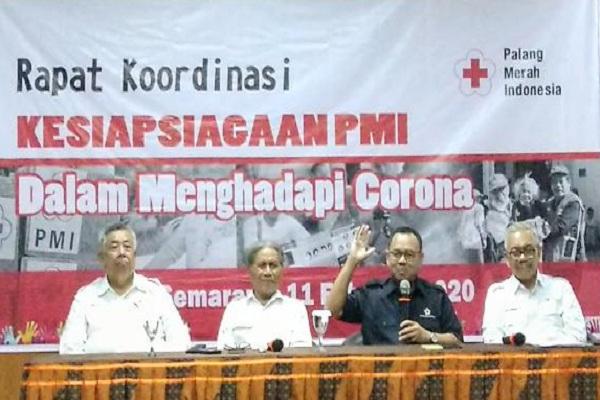 PMI Jateng Siap Bantu Pemerintah Cegah Virus Corona