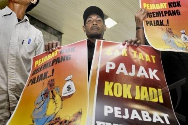 2 Pengemplang Pajak Ditangani Kejaksaan Semarang