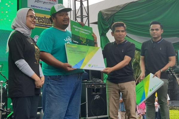 BP Jamsostek Bagikan Kartu Kepesertaan ke Mitra Grab