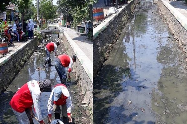 Ada Pahlawan Banjir di Semarang, Begini Sosoknya…