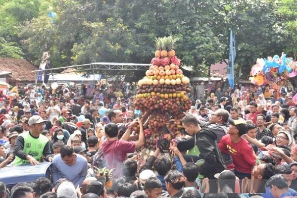 Festival Durian di Pekalongan Sudah Tiga Kali