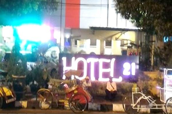 Hotel 21 di Pati Dituduh Pekerjakan Pemandu Karaoke di Bawah Umur