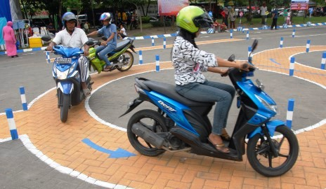 Tes Psikologi SIM Mulai Diterapkan di Jateng Pekan Depan
