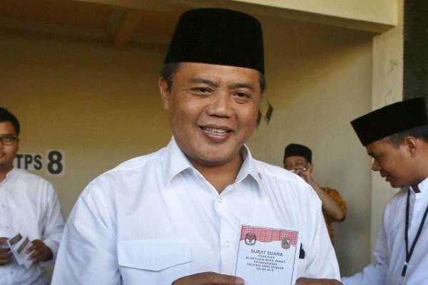 Jelang Musda, Bupati Juliyatmono Kumpulkan Pimpinan Golkar se-Jateng di Semarang