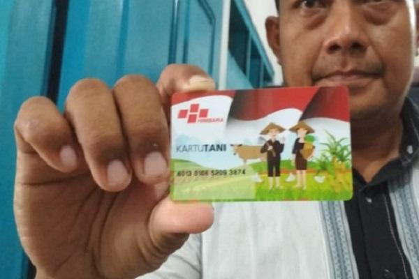 Kartu Tani di Jateng Belum Populer, Baru 20% Petani yang Pakai
