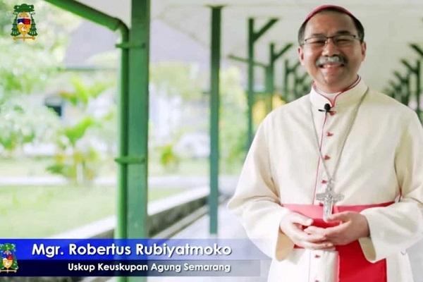 Uskup Agung Semarang Jelang Paskah: Umat Katolik Harus Transformatif!