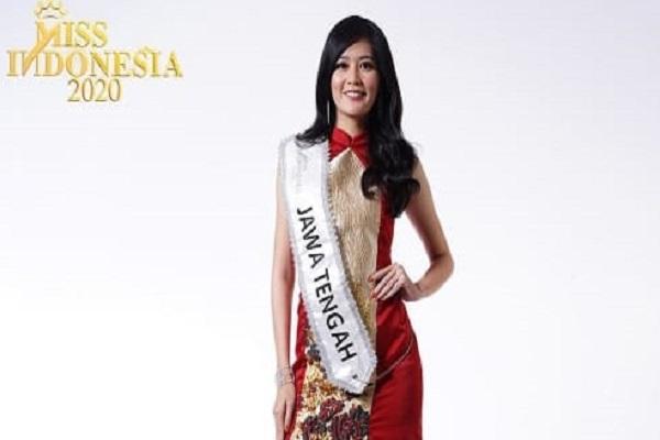 Wakil Jawa Tengah di Miss Indonesia 2020 Salah Sebut Pendiri Menara Kudus!