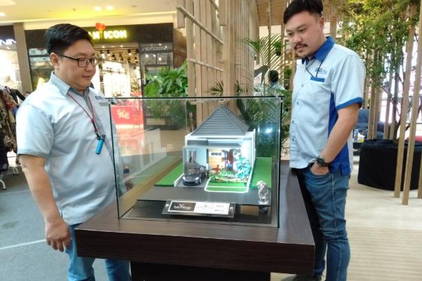 Pameran Bukit Semarang Baru di Mal Paragon Bidik Transaksi Rp20 M