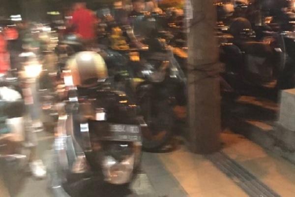 Keluhkan Tarif Parkir di Jl. Pandanaran, Warganet Lapor Wali Kota Semarang